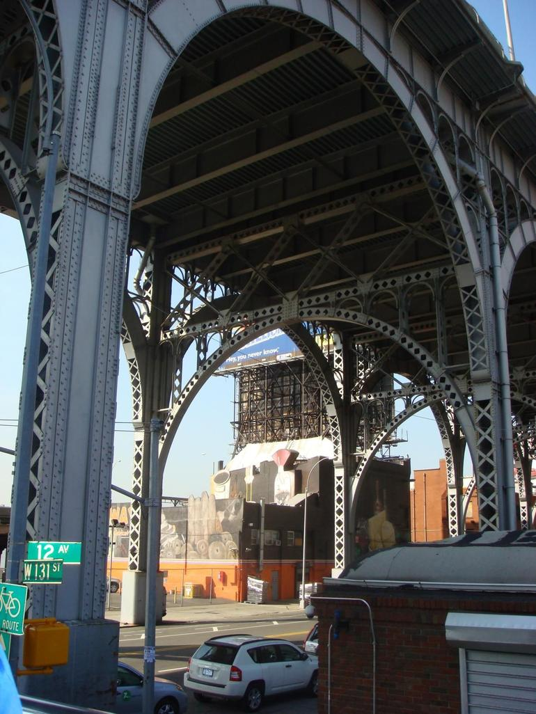 Under the Brooklyn Bridge - New York City