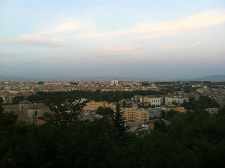 View over Rome - Rome