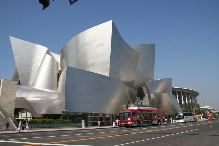 Walt Disney Building - Los Angeles