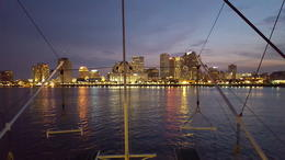 Paddle Boat Evening Cruise , William G - October 2016