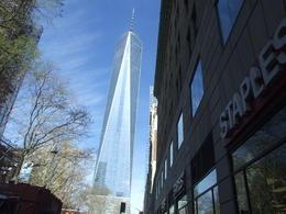 One World Trade Center , Nana - April 2017