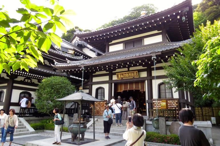 One Day Tour of Kamakura from Tokyo photo 8