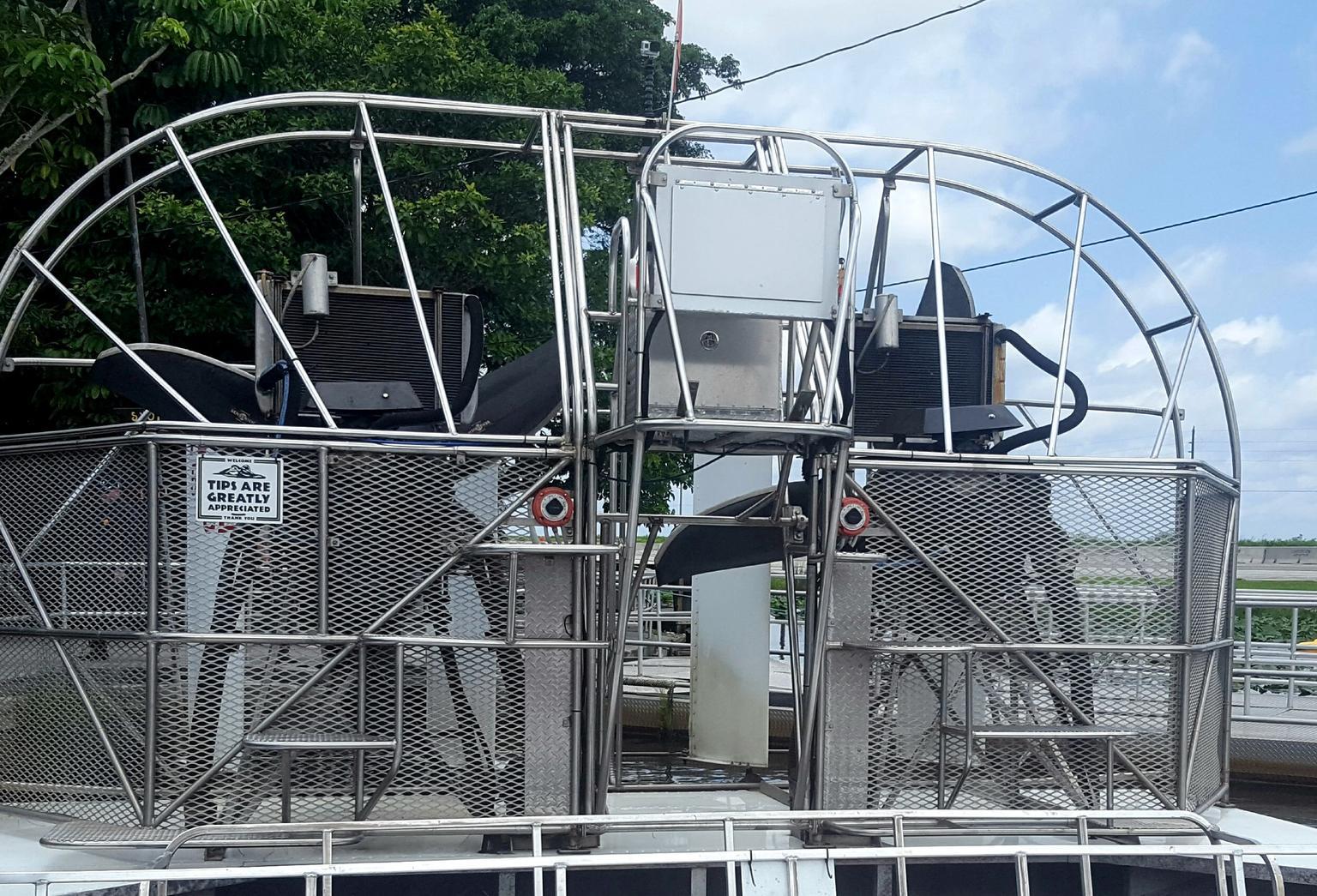 MAIS FOTOS, Miami Everglades Safari Park Airboat Adventure with Transport