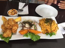 The MOST delicious lunch of our trip! , Howard S - July 2017
