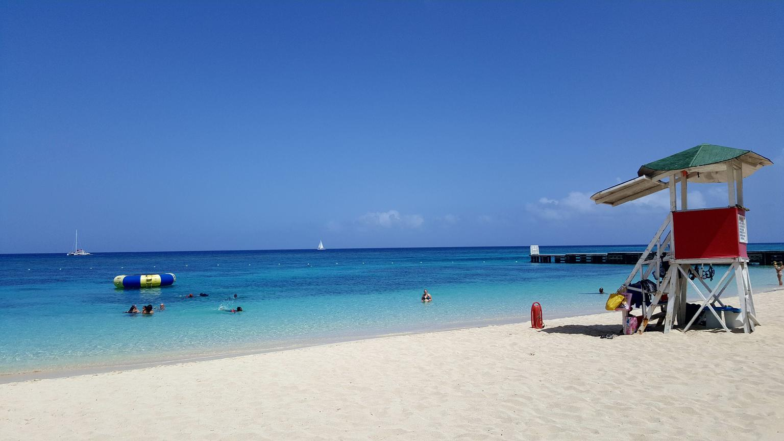 MORE PHOTOS, Day Trip: Doctor's Cave Beach, Margaritaville & Shopping from Montego Bay Hotels