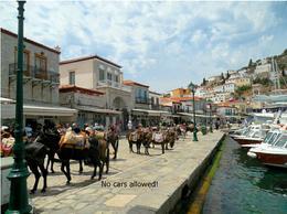 Aegina - no cars allowed. , Kay - August 2017