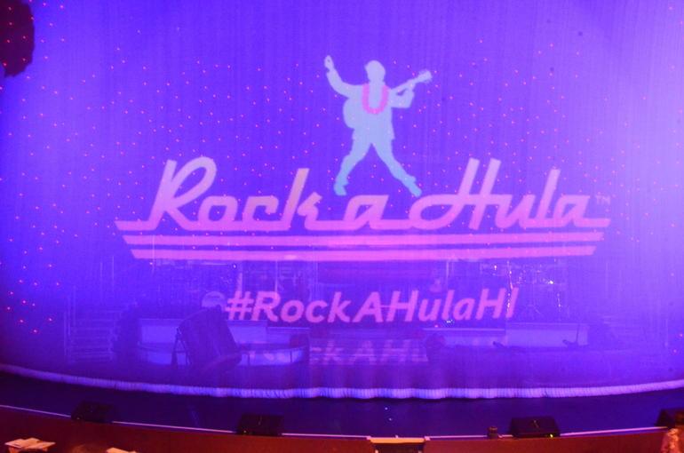 Rock-A-Hula Ticket