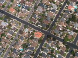 Great view of LA, Saké - October 2011