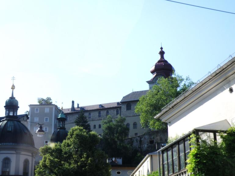 A view of the Abbey - Salzburg