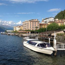 Very interesting and fun city to visit on Lake Como , Joseph W C - October 2016