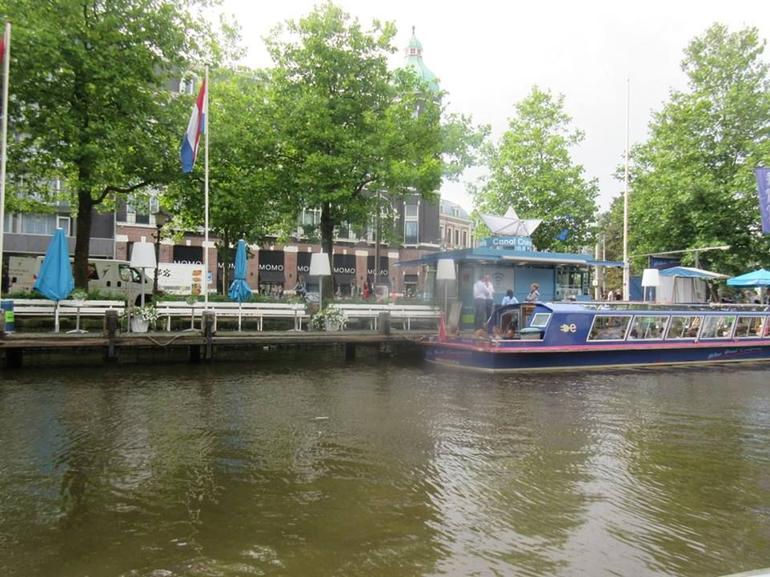 Amsterdam Hop-On Hop-Off Boat 24 or 48 hrs. photo 22
