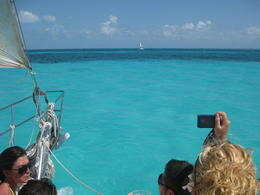 simply gorgeous clear water , Angela M V - March 2012
