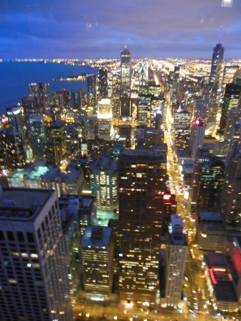 Chicago at night - Chicago