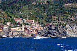 There are several of these villages located right on the water. , Rob G - August 2015
