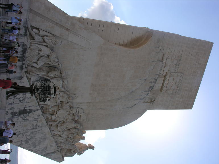 Discoveries monument - Lisbon