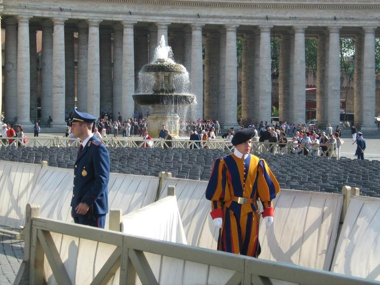 Guard - Rome