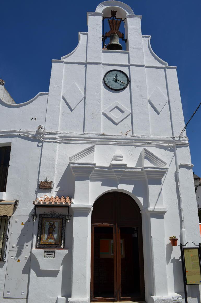 Iglesia de San Sebastian - Malaga