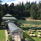 Entrada al Parque Termal del lago de Garda, Lago de Garda, ITALIA