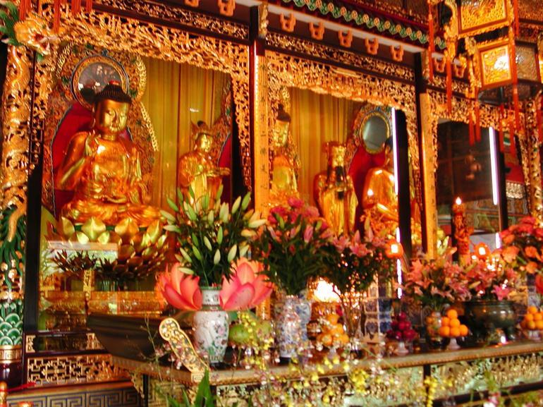 Little Buddhas - Hong Kong