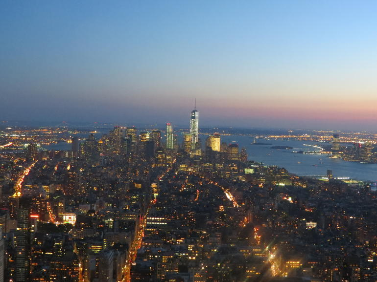 Lower Manhattan - New York City