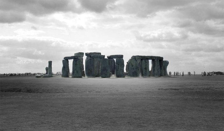 Mystical Henge - London