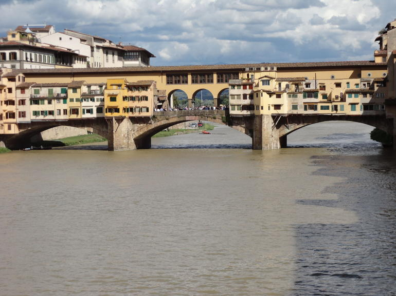 Ponte Vecchio Bridge - Florence