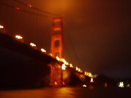 The Golden Gate Bridge , Chloejay - October 2011