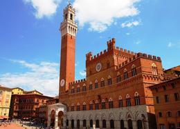 Siena centre , Suzan - June 2012