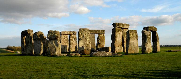Stonehenge May 2013 - London