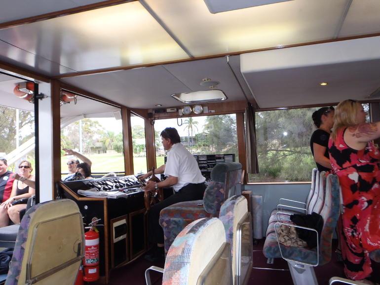 Swan River Wine Cruise - Perth