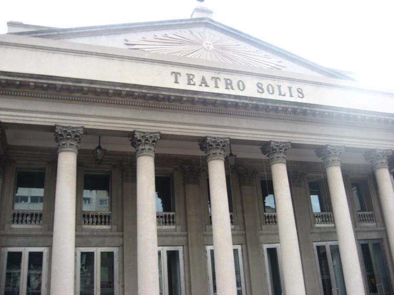 Tetro Solis - Buenos Aires