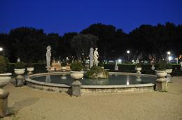 The Borghese Gallery gardens., Alex Argueta - December 2009