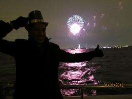 The New Year .. Liberty Statue , TAREK S - February 2013