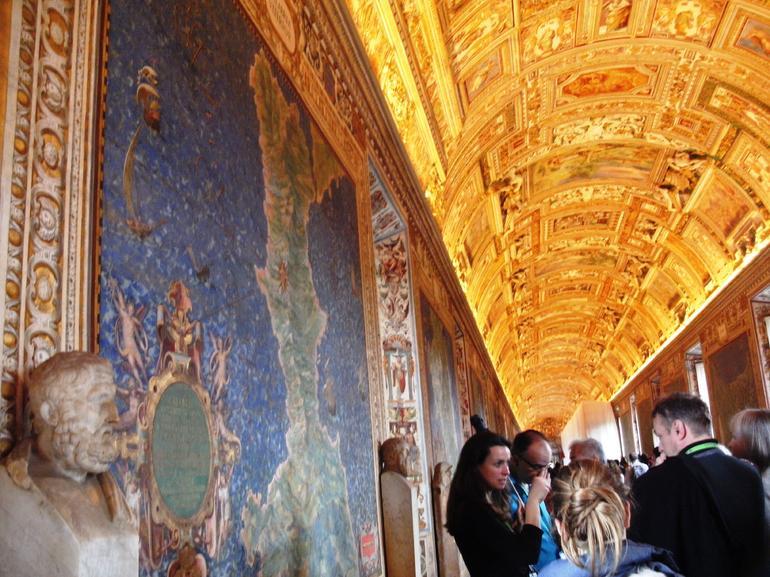 Vatikanisches Museum - Rome