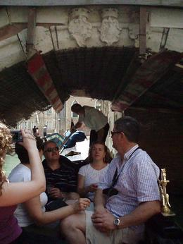 Under one of the many bridges in Venice, Heather T - June 2009