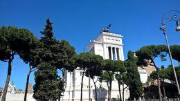 Vid Piazza Venezia. , Mirja R - August 2015