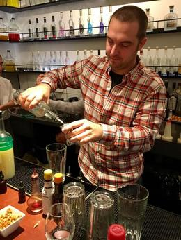 Making pisco sours! , Adam B - December 2016