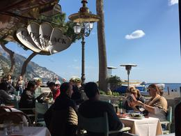 Chez Black in Positano, right on the beach - beautiful! , jmay - March 2017