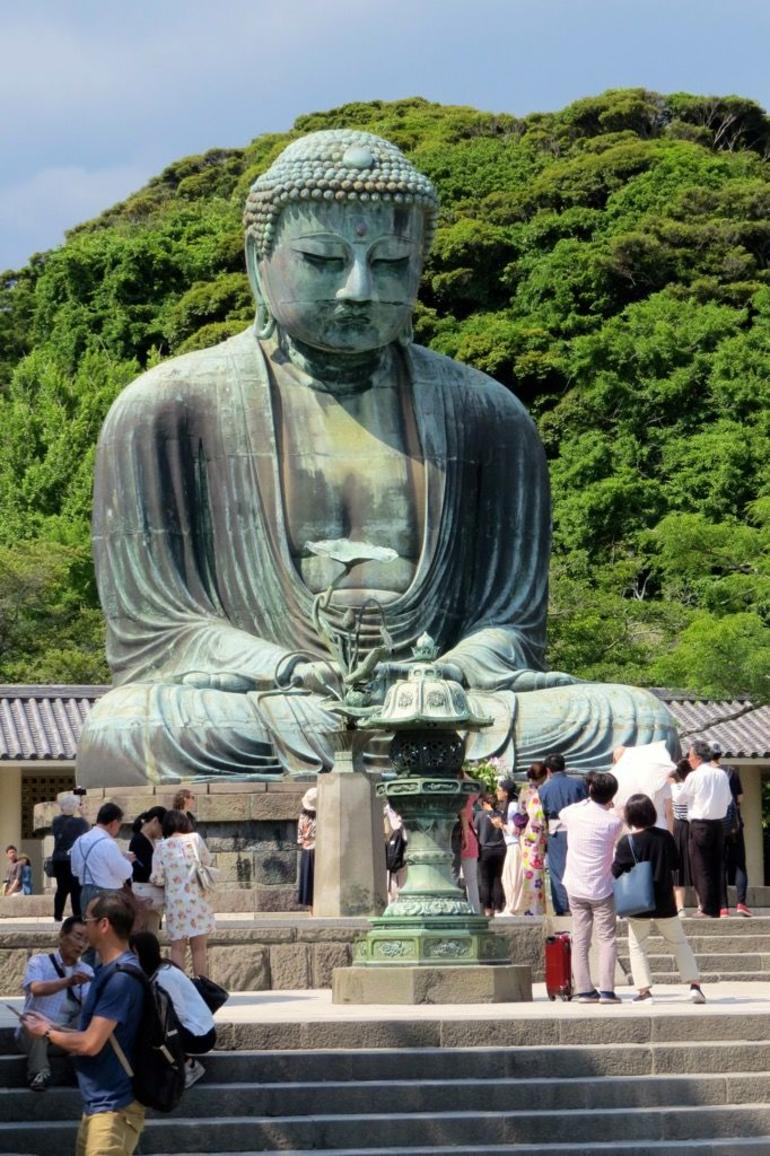 One Day Tour of Kamakura from Tokyo photo 6