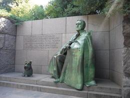 FDR Memorial , Gail C - October 2017