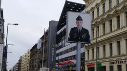 Iconic Check Point Charlie. , marlenepetrella - January 2018