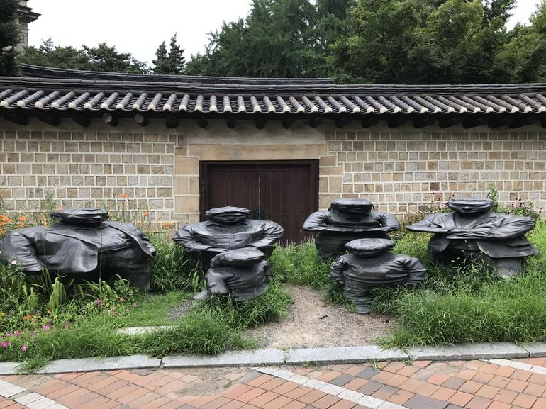 History and Culture of Seoul Walking Tour