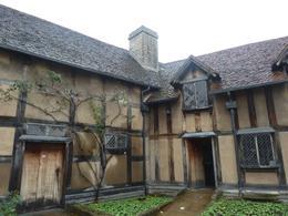 Entrance to Warwick castle , Barb B - November 2012