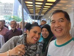 Bernice and us , Pg Azmansham M - November 2015