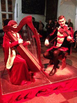 Bunratty Castle Medieval Banquet , Beth C - September 2015