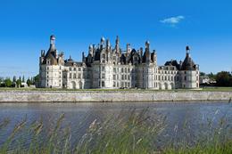 Chambord Castle - Loire Valley www.jneilphotography.com , JOSH B - May 2012