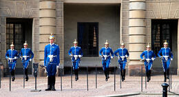 Changing of the Guard at the Royal Palace in Stockholm , eamonnshanahan - June 2013
