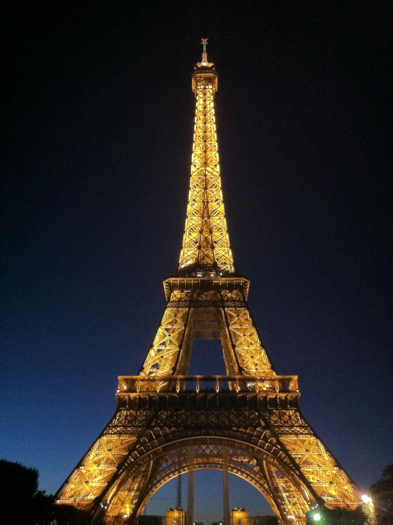 Eifell Tower - Paris