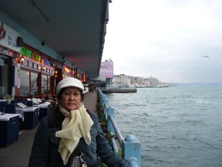 Eminonu Pier - Istanbul