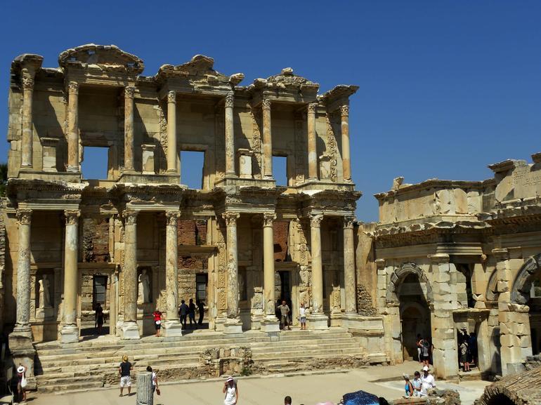 Ephesus and St. Mary's House Day Trip from Izmir - Izmir